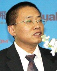 珠海中广电信息公司总经理刘明理