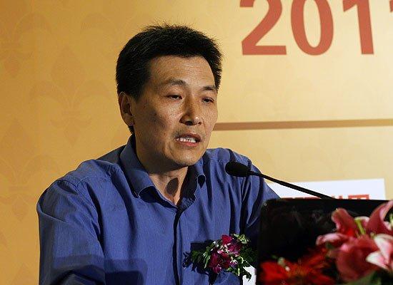中国工商银行产品创新管理部总经理苏文力
