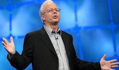 微软互联网劫:首席软件架构师雷.奥兹离职