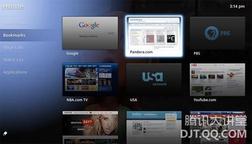 智能电视UI设计那些事儿