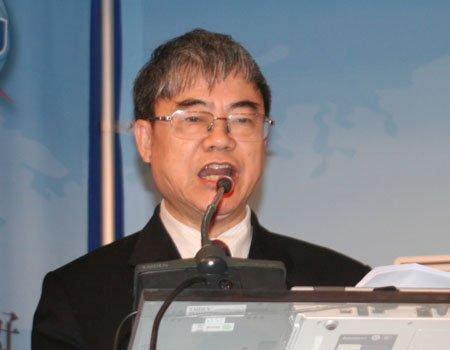 图文:中国工程院副院长邬贺铨