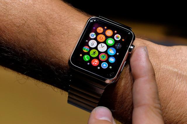 医疗设备公司为苹果手表开发血糖监测应用