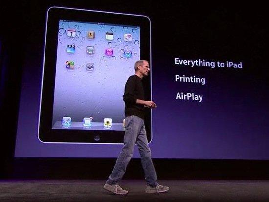 苹果推iPad原委:嫌微软员工太烦人