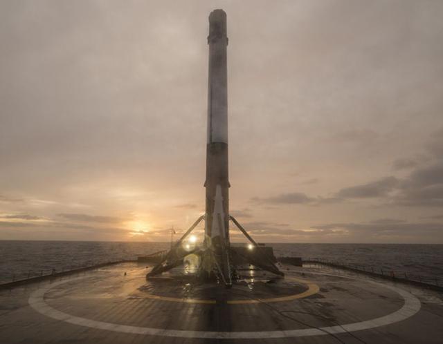 SpaceX或在月底发射一枚不回收的火箭 因为卫星太重
