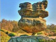 最神奇的天然平衡石