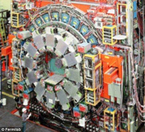 """媒体称发现""""上帝粒子""""——希格斯玻色子"""