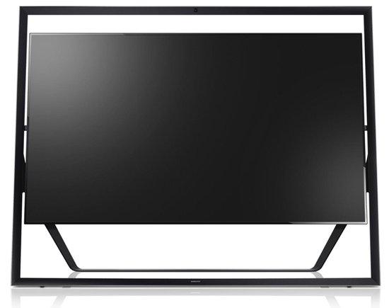 三星2013智能电视发布 85英寸UHD电视6月上市