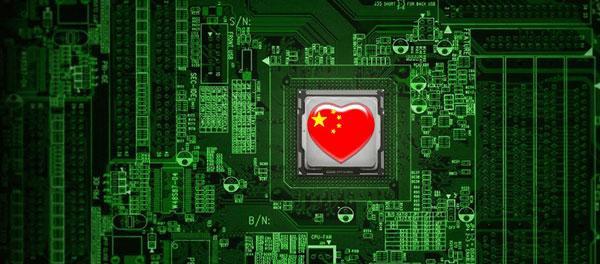 中国成芯片专利申请第一大国 申请量增长了23倍