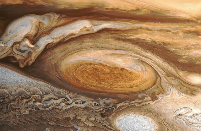 科学家试图在实验室解开木星大红斑之谜