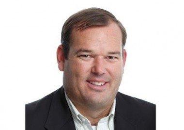 团购网站Groupon前美国销售主管李·布朗(腾讯科技配图)