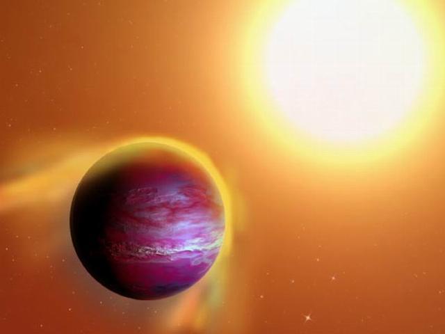 天文学家首次观测系外行星诱导的恒星脉动