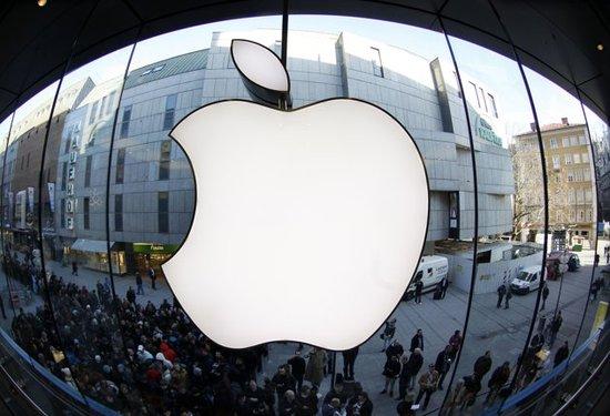 苹果市值创有史以来最高纪录 达6230亿美元