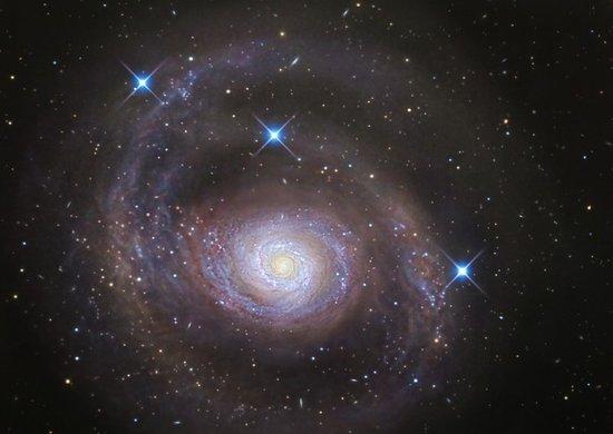 教案中活跃的恒星授课区有灵魂形成星系图片