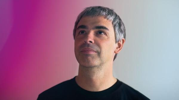 """谷歌佩奇批硅谷太短视:不再追求""""大创意"""""""