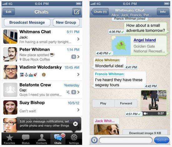 传Facebook与Whatsapp展开收购谈判