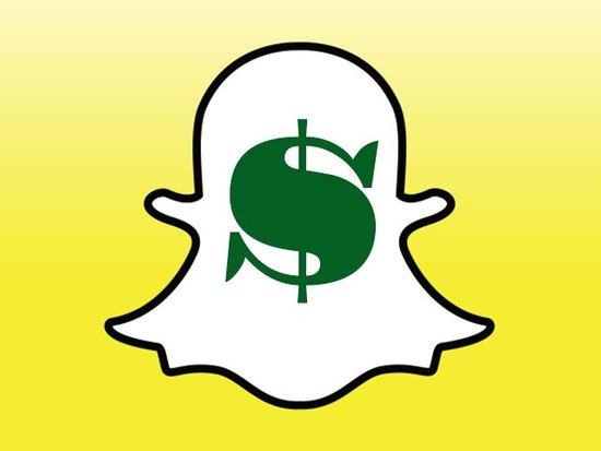 图片分享应用Snapchat拟再融资 估值36亿美元