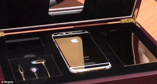 世界上最贵的iPhone 6:可以买一座小岛了