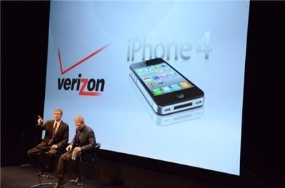 Verizon推CDMA版iPhone发布会实录(图)