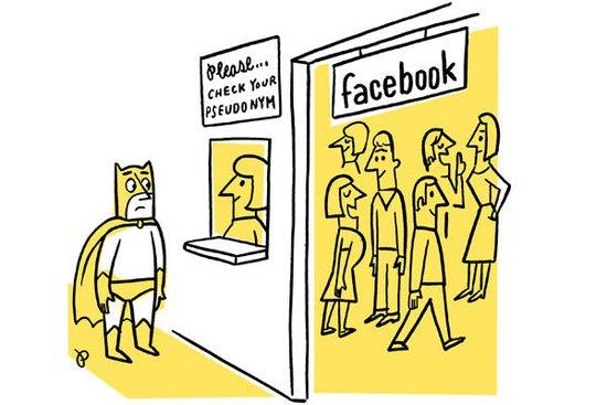 德国隐私机构要求Facebook取消实名制