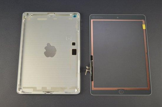 iPad 5 iPad mini 2从外到内细节大曝光