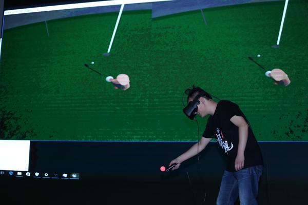 这家国内公司做了一个媲美Oculus和HTC的VR头盔