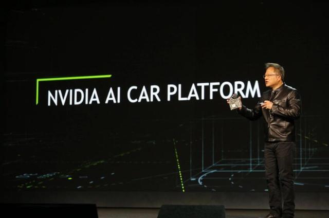 争分夺秒 英伟达与奔驰合作的AI汽车将在一年内上市
