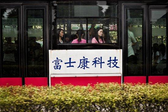 从富士康看中国劳动力短缺趋势