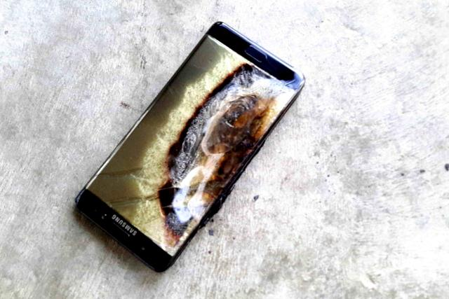 三星要推送更新让Note 7变砖头 美国运营商不答应了