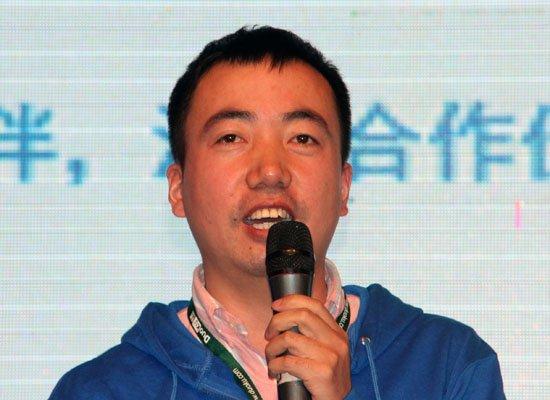 孙祖德:在手游方面提供将近1亿的发展资金