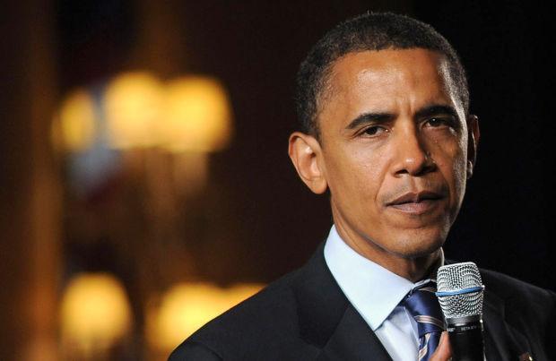 美国总统奥巴马似乎更关注学校的上网情况