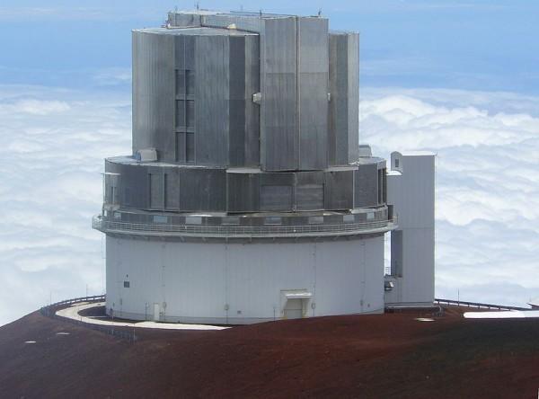 日媒:日本昴星望远镜挑战寻找第九大行星