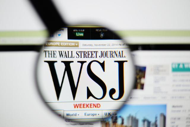 《华尔街日报》遭黑客攻击