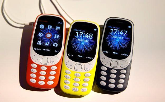 3310才不是真诺基亚 它就是个卖情怀的过气网红