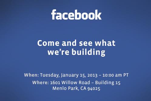图文直播:Facebook冬季发布会