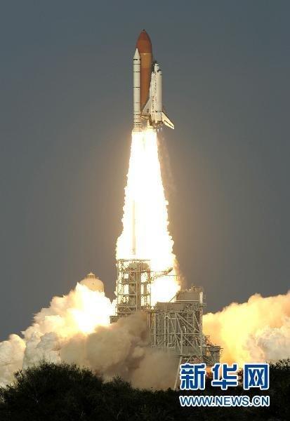 美国发现号航天飞机升空 将执行最后一次任务