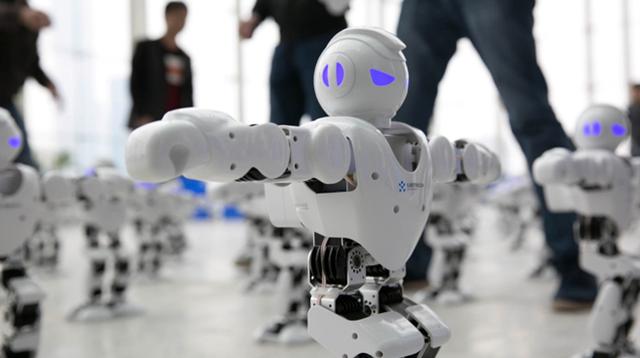 机器人公司优必选完成B轮1亿美元融资