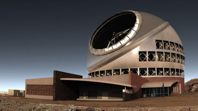 全球最大三十米望远镜项目选择备用地点