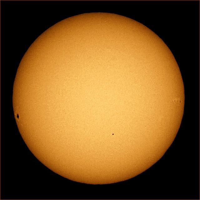 5月9日将发生罕见水星凌日 乌鲁木齐等地可观测