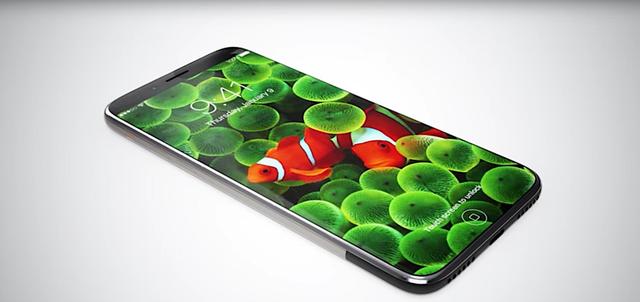 传苹果已订购大量OLED曲面屏 至少有一款iPhone 8会配曲面屏