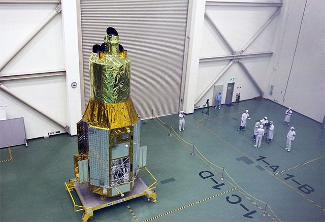 日成功发射X射线天文望远镜 可看80亿光年远