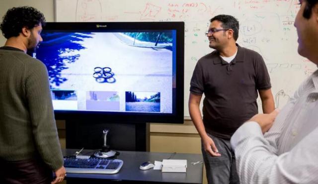 微软开放模拟器平台 研发人员今后可以疯狂测试无人机