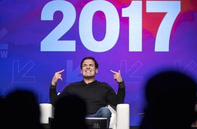 库班称全球首位万亿富豪将来自人工智能领域