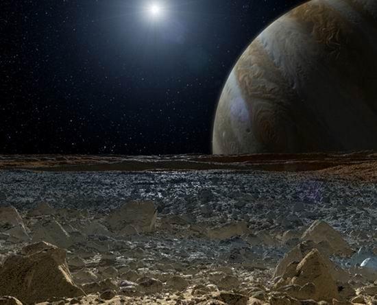 分析称太阳系有海洋的星球可能存在生命