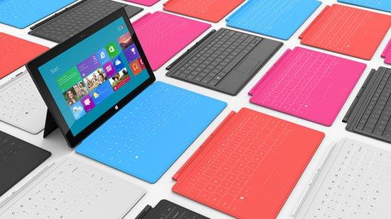 微软高管称明年平板电脑销量将超越台式机