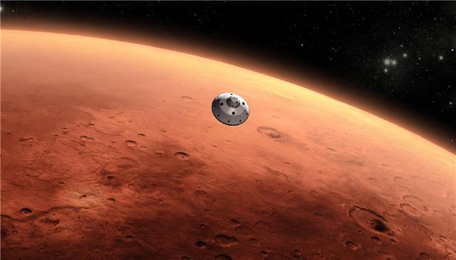 挺进宇宙深处!我国2020年将发射首个火星探测器