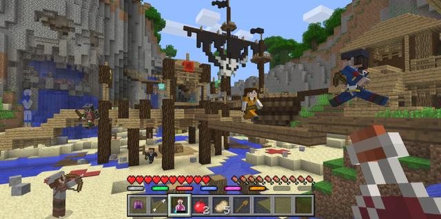 下个月,Minecraft的迷你betway官网手机版终将上线