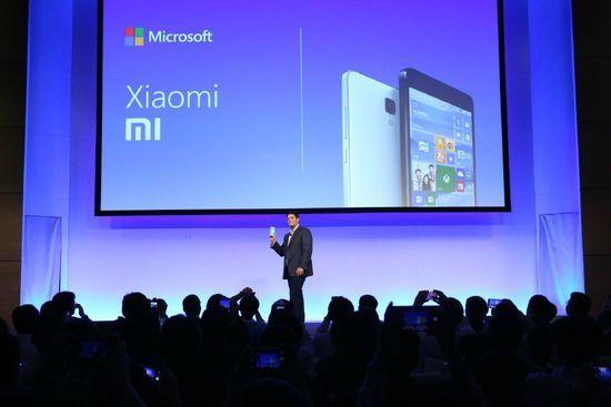 小米与微软达成全球合作协议,可预装Office和Skype