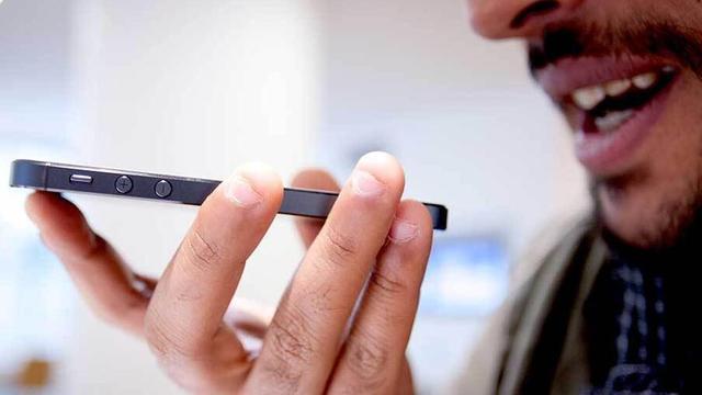 智能手机语音识别录入可比打字快3倍