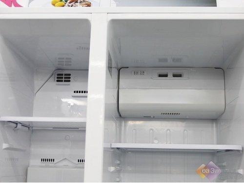 极尽奢华 2010年新品对开门冰箱推荐