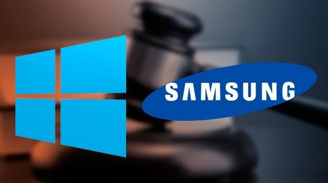 三星拒绝向微软交专利费 启动仲裁程序